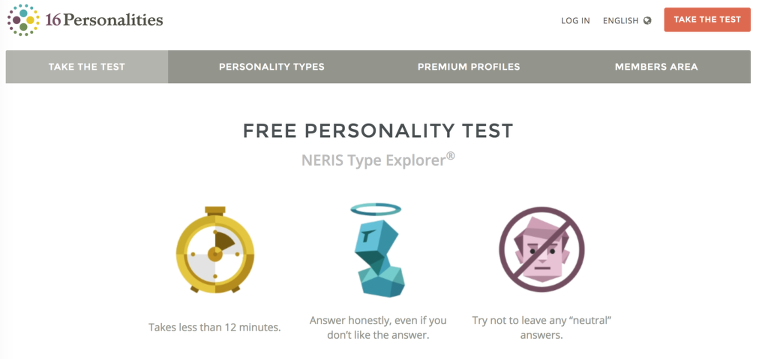 Personality Quiz Obsessed? Me too! - Recapture Self